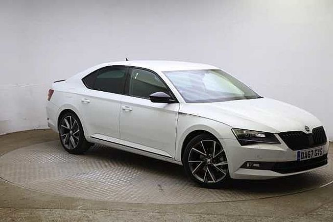 SKODA Superb 2.0 TSI (220ps) SportLine DSG 5dr Hatchback