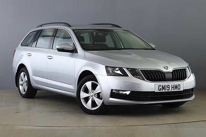 SKODA Octavia Estate (2017) 1.0 TSI 115ps SE Tech DSG